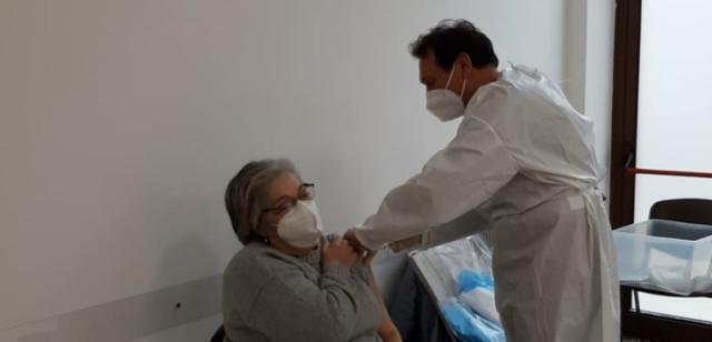 Al via vaccinazioni in parrocchia in Sicilia
