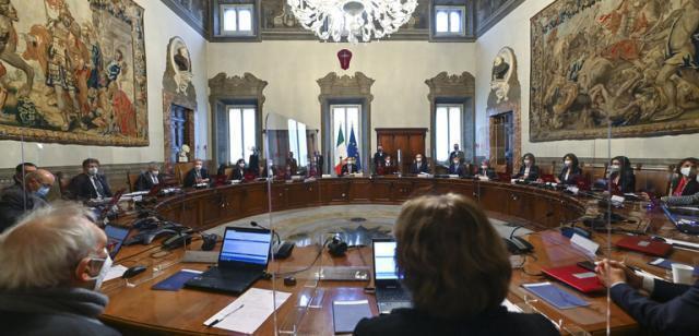 Il Consiglio dei ministri esamina il Recovery plan. Ecco cosa contiene