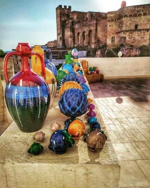 Grottaglie (Taranto) e le sue ceramiche