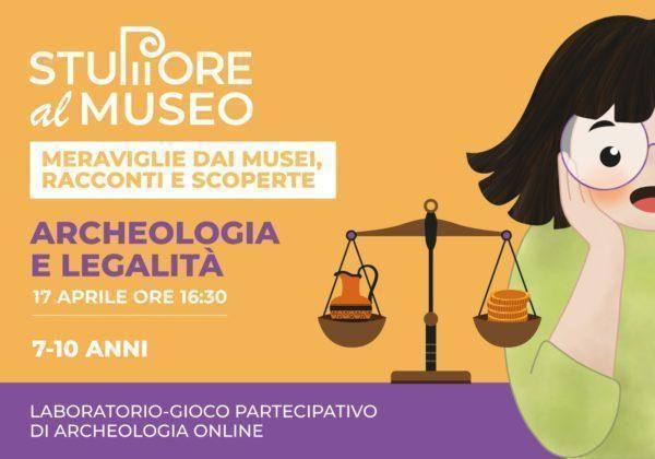"""""""Archeologia e legalità"""",un laboratorio per conoscere i reperti ritrovati o trafugati"""