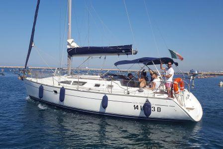 Naviga nel Mediterraneo a 81 anni per dimostrare quanto fa bene andare in barca a vela