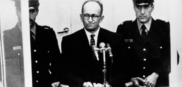 Sessant'anni fa il processo a Eichmann, il tecnocrate della Shoah