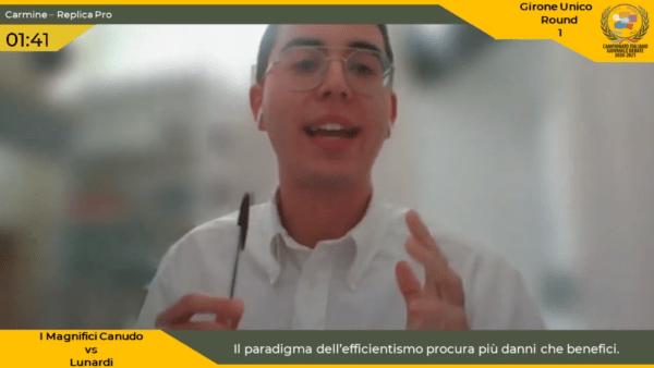Il campionato italiano giovanile di Debate verso i quarti di finale
