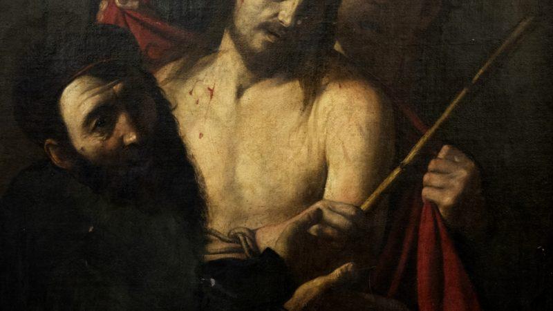 """Nell'""""Ecce Homo"""" ritrovato di Caravaggio ci siamo noi e la pandemia"""