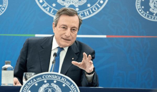 Draghi pone il diritto di veto e ferma i cinesi con il «golden power». L'Italia non sarà più svenduta e le industrie italiane saranno protette. Era ora!