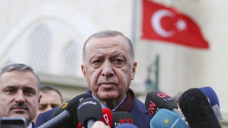 """La risposta di Erdogan: """"Draghi un'ascia sulle nostre relazioni"""""""