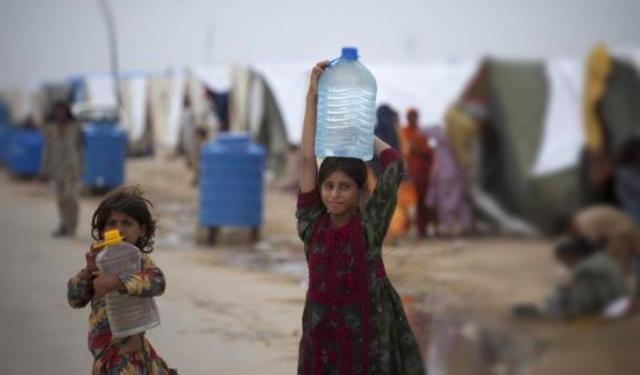 Un mondo assetato di Speranza