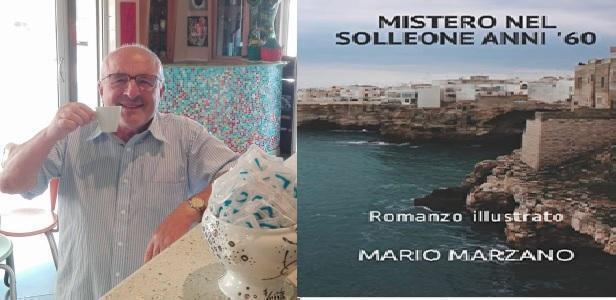 Il Mistero del Solleone anni 60 – romanzo di Mario Marzano