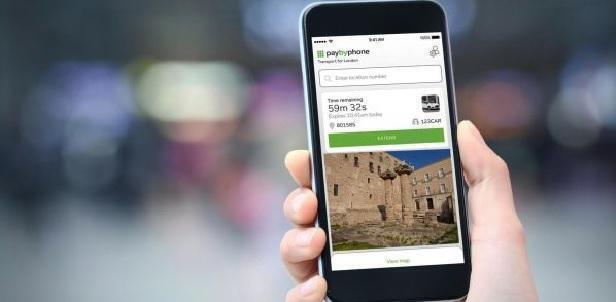 """Taranto – Nei parcheggi di Kyma Mobilità arriva anche """"PayByPhone"""""""