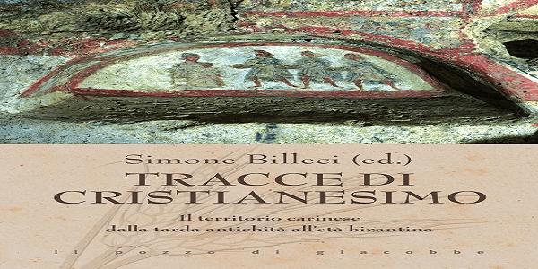 """Termini Imerese,""""30 Libri in 30 Giorni"""", BCsiciliapresenta il volumecurato da Simone Billeci: """"Tracce di Cristianesimo"""""""
