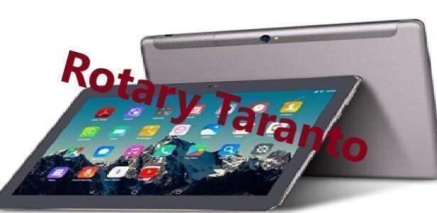 Taranto – Mercoledì 14 a Palazzo di Città, Rotary consegna 14 tablet a famiglie bisognose