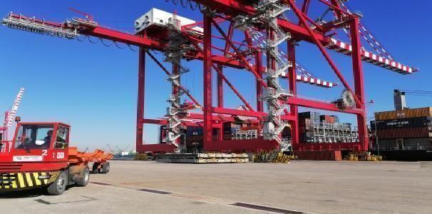 Taranto – Ylport prosegue la messa appunto della San Cataldo Container Terminal