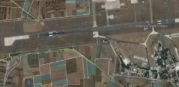 Vietri(Fdi): Taranto turistica? Si apra l'aeroporto