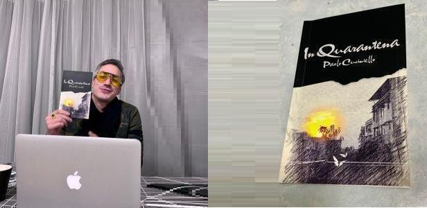 """""""In Quarantena"""", il libro che crea un equilibrio. Intervista a Paolo Cuciniello"""