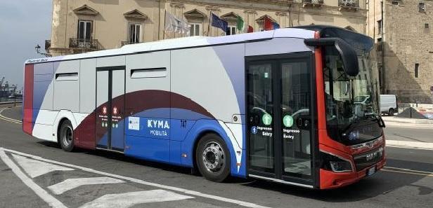 Taranto – Kyma Mobilità: variazioni degli orari degli autobus sabato 1° maggio