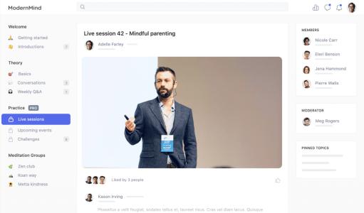 """La Content presenta """"La Circle"""", la nuova piattaforma di membership per lo scambio di competenze ed esperienze"""