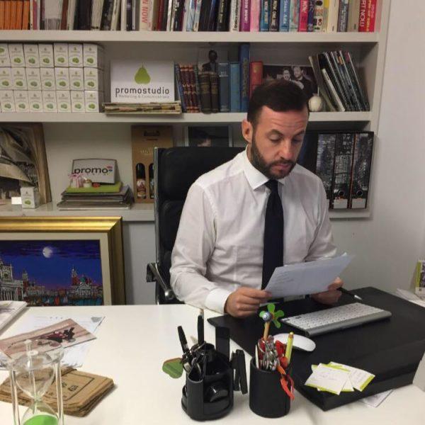 Luca Rutigliano è il nuovo consigliere esperto di Emiliano