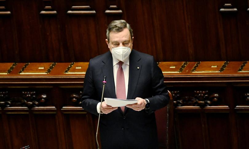 """L'appello di Draghi a mettere da parte le miopie """"o pagheranno i più deboli"""""""