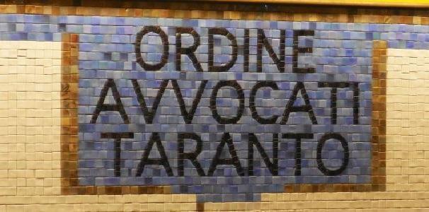 L'Ordine degli Avvocati di Taranto per i nuovi avvocati