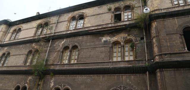 Taranto – Palazzo Frisini, sede del Liceo Ferraris: finalmente il recupero