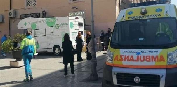 Taranto- Federfarma: Tamponi rapidi, ecco dove farli