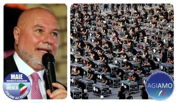 Censimento del comparto cultura e spettacolo: il governo accoglie la proposta dell'on. Tasso