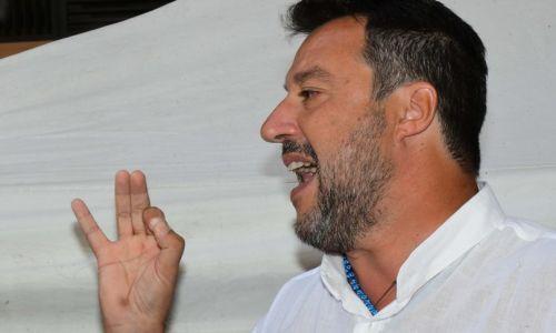 """Open Arms, Salvini nell'aula bunker a Palermo: """"Ho rispettato la legge"""""""
