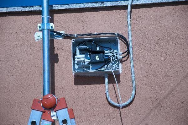 Antenna S. Costantino Albanese in Basilicata