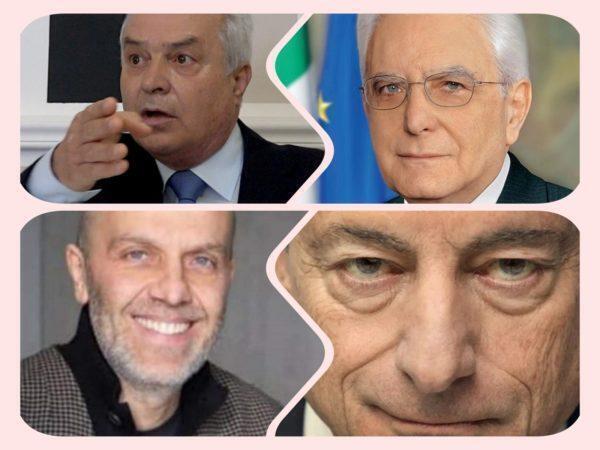 ESCLUSIVA : diffida al Presidente della Repubblica, Governo e Parlamento