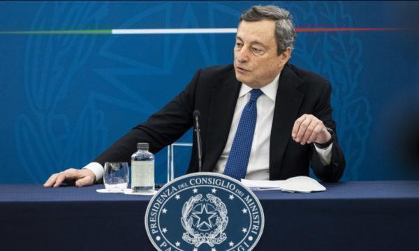 Mario Draghi definisce Erdogan un dittatore: la verità fa male ma fanno più male l'ipocrisia, la connivenza economica e  violazione dei diritti umani