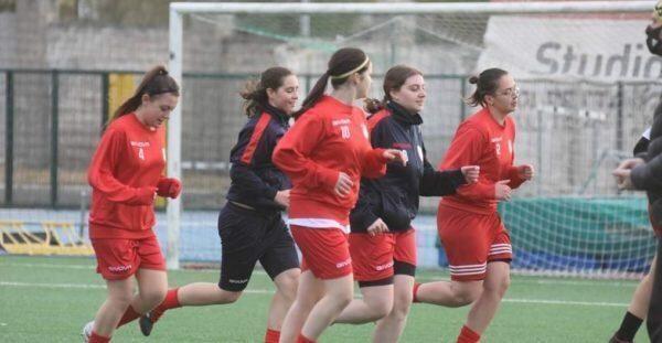 Esordio nel campionato di Eccellenza Regionale della divisione femminile della Molfetta