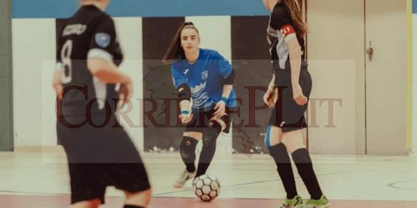 Intervista a Guadalupe Crocco, giovane promessa nel Futsal lucano