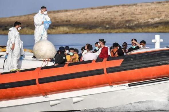 Migranti. Nel 2020 aumentati gli sbarchi, 34mila contro gli 11mila del 2019
