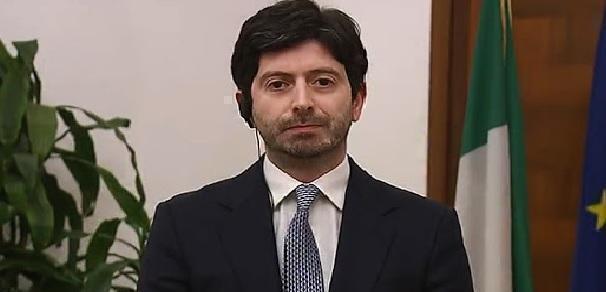 """Taranto – Serio Art 1 """"Totale vicinanza al Ministro Speranza""""."""
