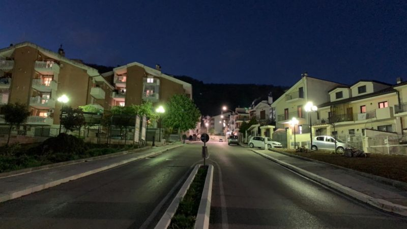 San Giovanni Rotondo torna ad illuminarsi:  siglato accordo per illuminazione led su tutto il territorio comunale