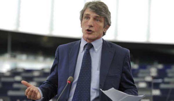 Sassoli: Troppa povertà inEuropa