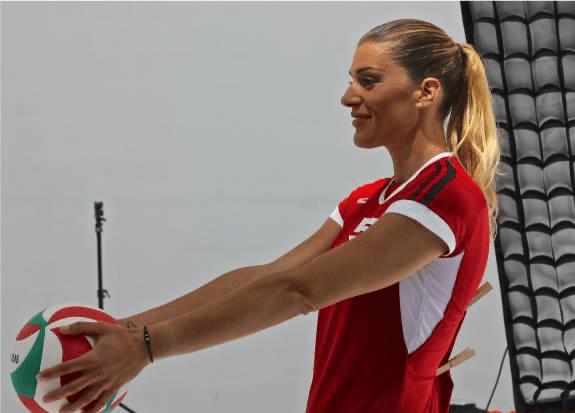 Vecchia intervista a Francesca Piccinini: la Florens Castellana Grotte si aggiudica la Coppa Italia