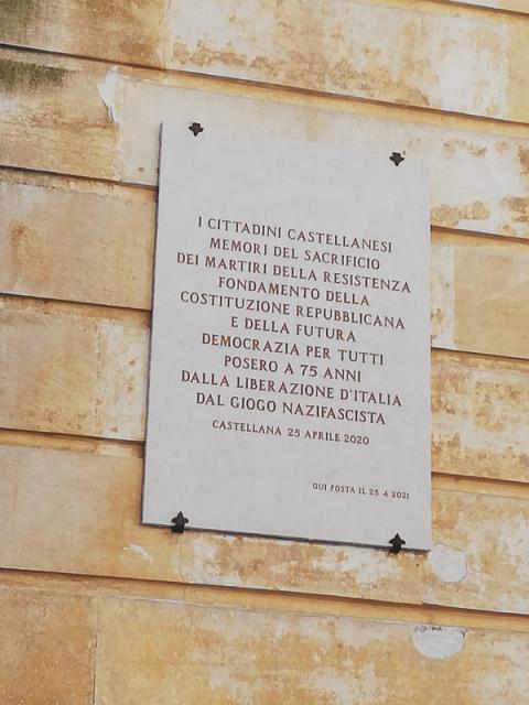 Liberazione d'Italia dal Nazifascismo