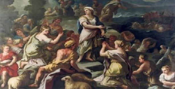 L'Aquila – Avviato restauro dipinti Basilica di Santa Maria di Collemaggio