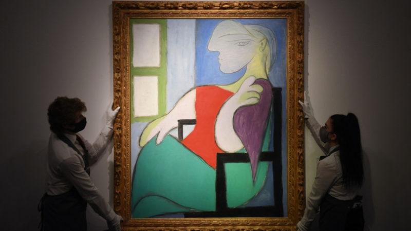 Quadro di Picasso venduto per 103 milioni di dollari a New York