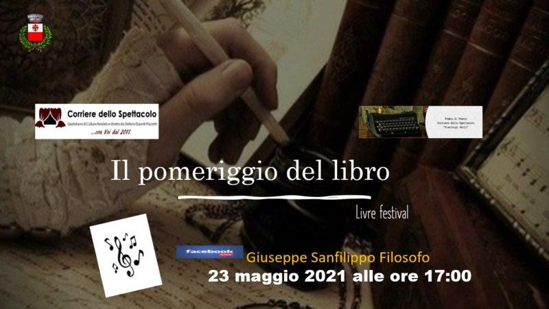 """""""Livre Festival"""" – Pomeriggio del libro, online il 23 maggio 2021"""