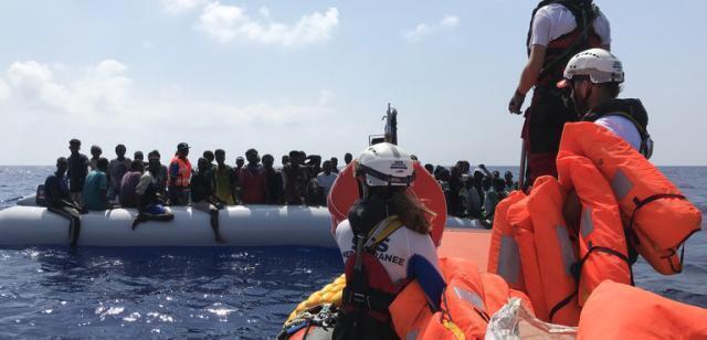 Dall'inizio dell'anno è sbarcato il triplo di migranti