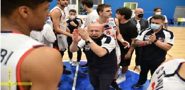 "CJ Taranto-Senigallia gara2, coach Olive: ""Ritmi alti arma vincente"""