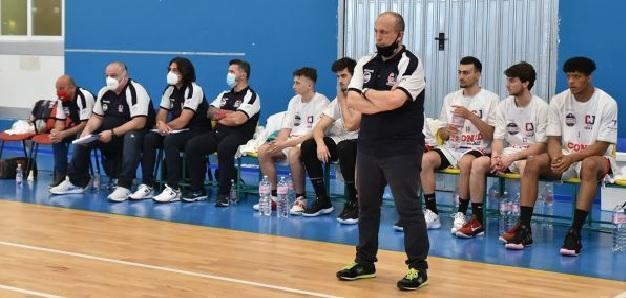 """CJ Basket Taranto, coach Olive: """"Semifinale storica ma non ci basta"""""""