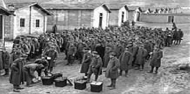 Campo 78 di Sulmona: memorie di guerra