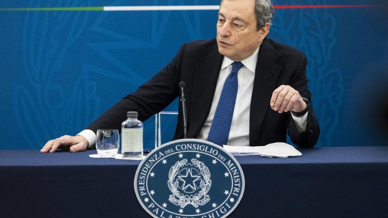Draghi riporta l'Italia al centro dell'Europa
