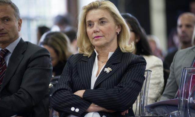 Elisabetta Belloniprima donna al vertice dei servizi segreti