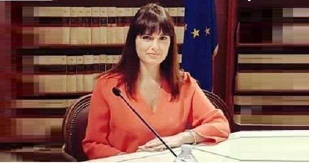 Rosa Colucci, martinese alla direzione  dell'INDAC