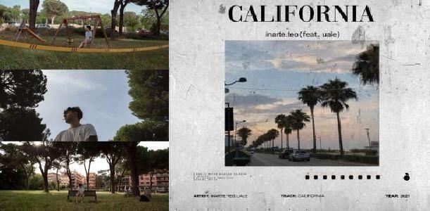 California nuovo album di inarte.teo (feat. uale)