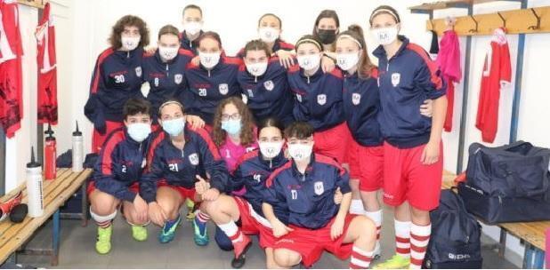 1° trasferta divisione femminile Molfetta Calcio. 8 maggio biancorosse ospiti Apulia Trani